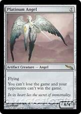 PLATINUM ANGEL Mirrodin MTG Artifact Creature — Angel RARE