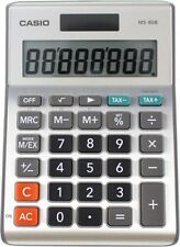 Casio MS-80B Basic Desktop Calculator w/ 8 Digital Display