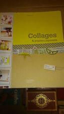 Collages et papiers japonais - m&m&m's