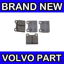 Volvo 200, 240, 260 (76-93) Rear Brake Pads (ATE)