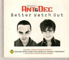 (GC463) Ant & Dec, Better Watch Out  - 1996 CD