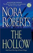 The Sign of Seven Trilogy: The Hollow Bk. 2 by Nora Roberts (2008, E-book)