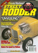 2004 Street Rodder Magazine: Easy to Tune Carb & Vortech Intake/Easy Paint Care
