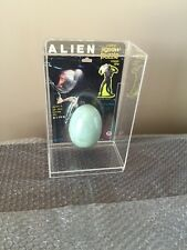 1979 Alien HG Toys Egg Puzzle With Custom Acrylic Case Rare - Moc-Kenner-