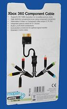 MAPLIN gaming Xbox 360 Component AV Cable 2M - A95LK