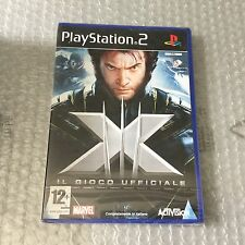 VINTAGE# PS2 PLAYSTATION X MEN  OFFICIAL #PAL SEALED