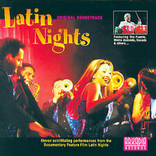 LATIN NIGHTS [Original Soundtrack] 2009 by Tito Puente ExLibrary