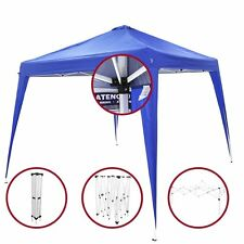 NTK Duxx Outdoor Portable 10'X10' EZ Pop Up Canopy Tent W/ Carrying Case