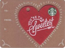 newest Valentine´s day STARBUCKS card from Germany | 2016 - Ausgabe 2017 | 2