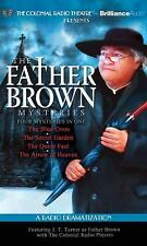 The Father Brown Mysteries : 2-disc audiobook cd g.k. chesterton used blue cross