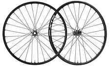 "Shimano xtr carbone trail wheel set 27.5"" 650b sans chambre à air M9020 neuf 15x100, 12x142"