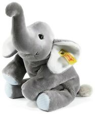 Steiff `s kleine Floppies Elefant Trampili 22cm grau Plüsch Kuscheltier 281174