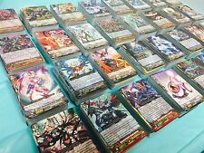 Cardfight!! Vanguard *100* Card Common/Rare Lot! Gold Paladin and more!