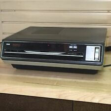 RCA Selectavision CED Video Disc Player SGT 075 POWERS ON Free Shipping