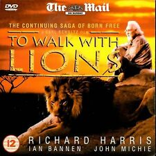 To Walk with Lions - Promo DVD - Richard Harris, Ian Bannen, Honor Blackman