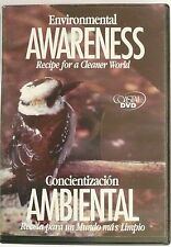 Environmental Awareness Recipe for A Cleaner World Coastal DVD