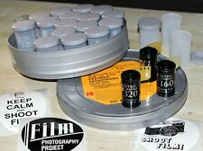 35mm Film Gift Film Can - FPP RetroChrome 19 Rolls Color Slide Film