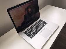 "EXCELLENT! Boxed Apple MacBook Pro Retina 15""/2.7GHZ/16GB/256GB SSD+ Extras..."