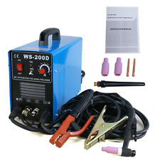WS 200D TIG ARC 200 AMP DC Inverter MMA Welder Welding Machine Dual Voltage