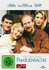 FAMILIENSACHE -  DVD NEUWARE MERYL STREEP,RENEE ZELLWEGER,WILLIAM HURT