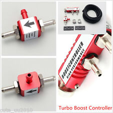 Universal 1-30PSI Adjustable Manual Turbo Boost Controller Boost Bleed Valve New