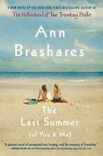 The Last Summer (of You and Me) Brashares, Ann NEW