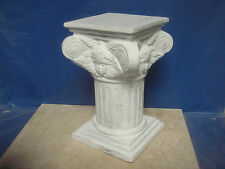 LATEX RUBBER MOULD MOLD  + FIBREGLASS CASING OF  PILLAR / COLUMN ( W/ ANGEL)