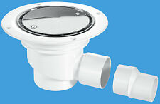 McAlpine TSG1SS Wet Room Trapped Gully For Use With Sheet Flooring BNIB
