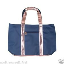 2 x MOR Midnight Marshmallow Travel Tote Bags - FREE POST