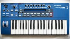 Novation Ultranova 37-Key Synthesizer with Power Cable, Microphone, and Box