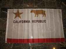 3x5 Vintage Historic California Republic flag of 1846 flag 3'x5' banner grommets