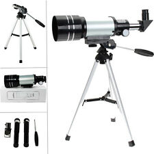 HD Refractive Space Astronomical Telescope (300/70mm) Monocular Scopes + Tripod