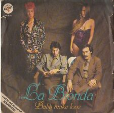 La Bionda ‎– Baby Make Love