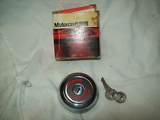 NOS 1970 FORD TORINO FAIRLANE MERCURY COMET DOOZ-9030-C FC-93 LOCKING GAS CAP