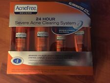 Acnefree Severe 24 Hour Anti-Acne Cleanser Wash Clearing System