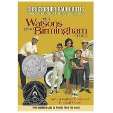 The Watsons Go to Birmingham--1963 by Christopher Paul Curtis (2013, Paperback)