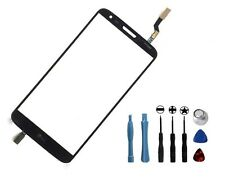 Black Digitizer Touch Panel Replacement for LG Optimus G2 Verizon Logo VS980