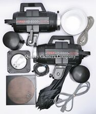 (2) 300Ws Monolight Studio Strobe Kit ! 600Ws Total Power ! UMBRELLA/GRID/ETC