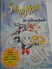 1x Comic - Sailor Moon - Art Edition Band 1 (Top) (1. Auflage)