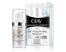 Olay Regenerist Luminous Dark Circle Correcting Hydraswirl Eye Cream, .5oz - NEW