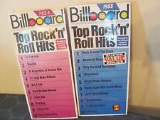 Billboard Top Rock & Roll Hits: 1955 & 1958 NEW SEALED