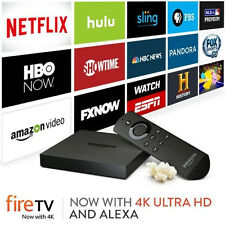 AMAZON FIRE TV BOX WITH VOICE REMOTE LOADED WITH KODI MOVIES LIVE SPORTS PPV XXX