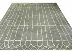 Vintage MOROCCAN RUGS Carpets Reproduced in Custom Sizes&Colors, Handmade & Wool