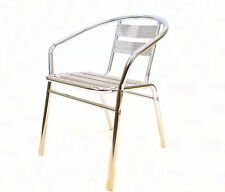 YA-201 Aluminium Garden Chairs, Cafe Seats, Garden Furniture, Patio Chairs