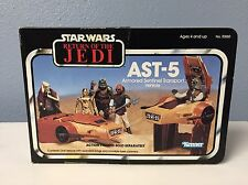 Vintage Kenner Star Wars AST-5 Mini-Rig Factory Sealed MISB Return Of The Jedi!