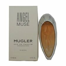 ANGEL MUSE BY THIERRY MUGLER EAU DE PARFUM VAPORISATEUR SPRAY 50 ML/1.7 OZ. (T)