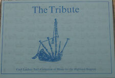 Il TRIBUTO by Cecil Lindsay MUSIC BOOK per Highland Cornamusa