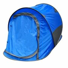 2 PERSON PEOPLE INSTANT EASY POP UP TENT CAMPING FESTIVAL FISHING GARDEN BEACH