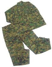 UNIFORME MIMETICA MILITARE SOFTAIR COMPLETA DIGITAL MARPAT soft air giacca panta