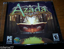 Big Fish Games - AZADA - 2008 - Rated E - EUC!